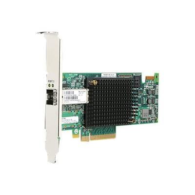 Hewlett Packard Enterprise P9D93A StoreFabric SN1100Q 16Gb Single Port - Host bus adapter - PCIe 3.0 low profile - 16Gb Fibre Channel x 1