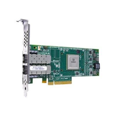 Hewlett Packard Enterprise P9D94A StoreFabric SN1100Q 16Gb Dual Port - Host bus adapter - PCIe 3.0 low profile - 16Gb Fibre Channel x 2
