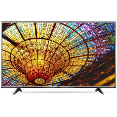 LG 55UH6150 120Hz 4K Uhd Smart WebOS 3.0 Led TV - Black (LG 4K TV)