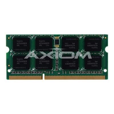 Axiom Memory A8547952-AX AX - DDR4 - 4 GB - SO-DIMM 260-pin - 2133 MHz / PC4-17000 - CL15 - 1.2 V - unbuffered - non-ECC