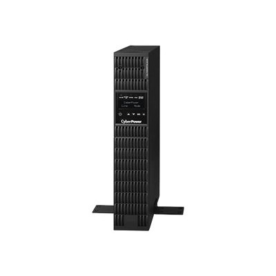 Cyberpower OL1500RTXL2UN Smart App Online OL1500RTXL2UN - UPS (rack-mountable / external) - AC 120 V - 1350 Watt - 1500 VA 9 Ah - RS-232  USB - output connector