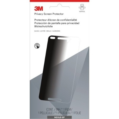 3M Corp MPPGG001 Privacy Screen Protector for Nexus 6P