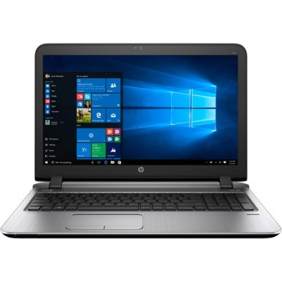 HP Inc. W0S82UT#ABA ProBook 450 G3 - Core i7 6500U / 2.5 GHz - Win 7 Pro 64-bit (includes Win 10 Pro 64-bit License) - 8 GB RAM - 500 GB Hybrid Drive - DVD Supe