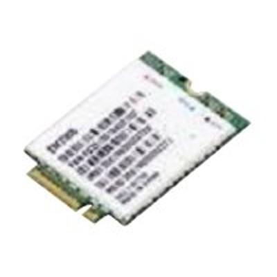 Lenovo 4XC0L59128 ThinkPad EM7455 4G Mobile Broadband - Wireless cellular modem - 4G LTE Advanced - M.2 Card - 300 Mbps - for ThinkPad T460
