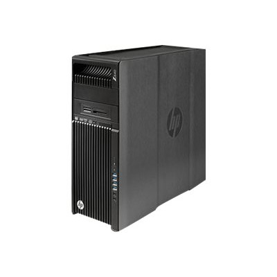 HP Inc. T4P01UT#ABA Workstation Z640 - MT - 4U - 1 x Xeon E5-2630V4 / 2.2 GHz - RAM 16 GB - SSD 256 GB -  Z Turbo Drive - DVD SuperMulti - no graphics - GigE -