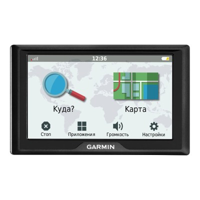 Garmin International 010-01532-0B Drive 50LMT - GPS navigator - automotive 5 in widescreen
