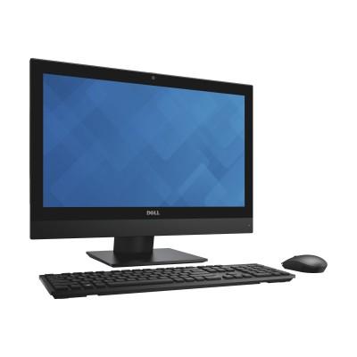 Dell T10XJ OptiPlex 3240 - All-in-one - 1 x Core i3 6100 / 3.7 GHz - RAM 4 GB - HDD 500 GB - DVD-Writer - HD Graphics 530 - GigE - WLAN: 802.11a/b/g/n/ac  Bluet