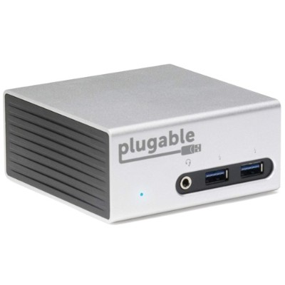 Plugable UD-5900 UD-5900 - Docking station - (USB) - GigE