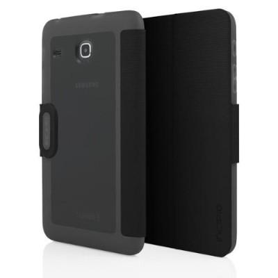 Incipio SA-707-BLK Clarion Translucent Protective Folio for Samsung Galaxy Tab E 8.0 - Black