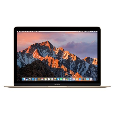 Apple Z0SR-1.3-8-256-GOLD MacBook 12 Intel HD Graphics 515 1.3GHz Dual-Core Intel Core m7 processor 8GB RAM 256GB PCIe-based flash storage  Gold
