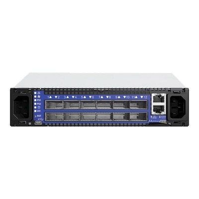 Scale Computing B48-MX Mellanox SwitchX-2 SX1012 - Switch - L3 - managed - 12 x QSFP - rack-mountable - 5 years Silver Support