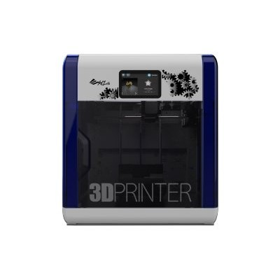 XYZprinting 3F11XXUS00J da Vinci 1.1 Plus - 3D printer - FFF - build size up to 7.87 in x 7.87 in x 7.87 in - layer: 0.02 in - USB 2.0  LAN  USB host  Wi-Fi