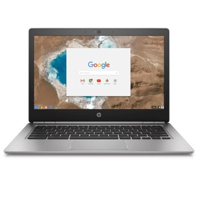 HP Inc. W0T01UT#ABA Smart Buy Chromebook 13 G1 Intel Core m5-6Y57 Dual-Core 1.1GHz - 8GB RAM  32GB SSD  13.3 WLED QHD+ UWVA  802.11a/b/g/n/ac  Bluetooth  Webcam