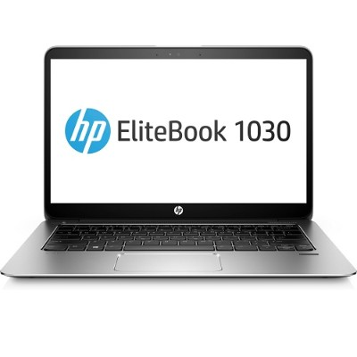 HP Inc. W0T07UT#ABA Smart Buy EliteBook 1030 G1 Intel Core m5-6Y57 Dual-Core 1.10GHz Notebook PC - 8GB RAM  256GB SSD  13.3 FHD LED eDP  802.11a/b/g/n/ac  Bluet