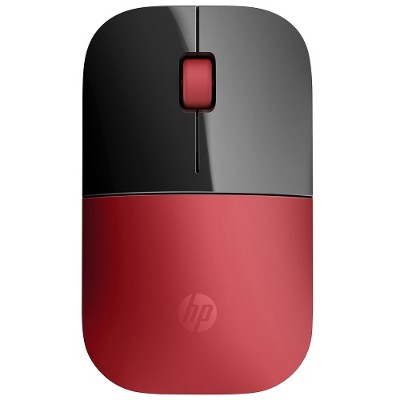 HP Inc. V0L82AA#ABL Z3700 Wireless Mouse - Red