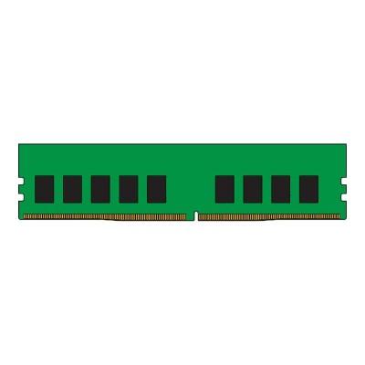 Kingston KVR24E17S8/4MB 4GB 2400MHz DDR4 ECC CL17 DIMM 1Rx8 Micron B