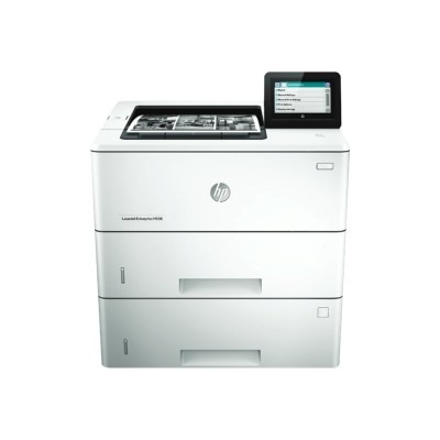 HP Inc. F2A67A#BGJ LaserJet Managed M506xm - Printer - monochrome - Duplex - laser - A4/Legal - 1200 x 1200 dpi - up to 43 ppm - capacity: 1200 sheets - USB 2.0