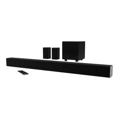Vizio SB4451-C0 SmartCast 44 SB4451-C0 - Sound bar system - for home theater - 5.1-channel - wireless - Ethernet  Wi-Fi  Bluetooth 40079644