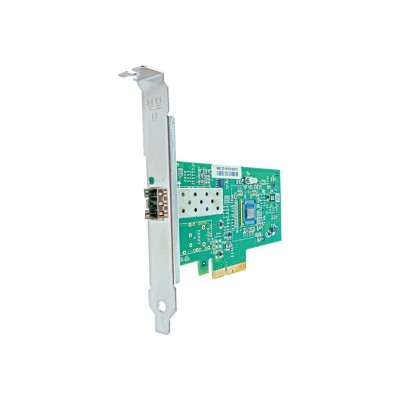 Axiom Memory 00AG500-AX Network adapter - PCIe 2.1 x4 - Gigabit SFP x 1 - for Lenovo System x3100 M5  x3250 M4  x3250 M5  x35XX M4  x3650 M4 HD  x3850 X6  x3950