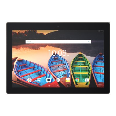 Lenovo ZA0X0018US TAB 3 X70F ZA0X - Tablet - Android 6.0 (Marshmallow) - 32 GB eMMC - 10.1 IPS (1920 x 1200) - USB host - microSD slot - slate black