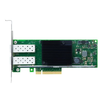 Lenovo 01DA900 Intel X710-DA2 - Network adapter - PCIe 3.0 x8 low profile - 10 Gigabit SFP+ x 2 - for System x3250 M5 5458  x3550 M5 5463