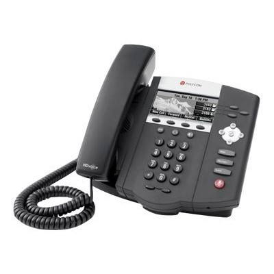 Polycom 2200-12450-225 SoundPoint IP 450 - VoIP phone - SIP - 3 lines