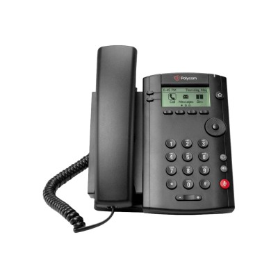 Polycom 2200-40250-001 VVX 101 - VoIP phone - SIP  SDP