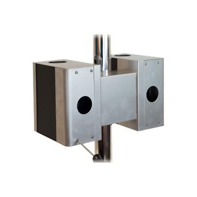 Polycom 2200-64870-001 Stereo Speaker Kit - Speakers - 2-way