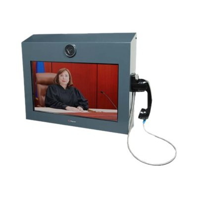 Polycom 7200-64890-001 RealPresence VideoProtect 500 - Video conferencing kit - with EagleEye Acoustic Camera