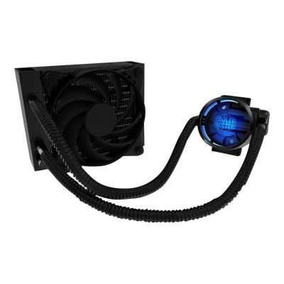 Cooler Master MLY-D12X-A20MB-R1 MasterLiquid Pro 120 - Liquid cooling system - (LGA775 Socket  LGA1156 Socket  Socket AM2  Socket AM2+  LGA1366 Socket  Socket A