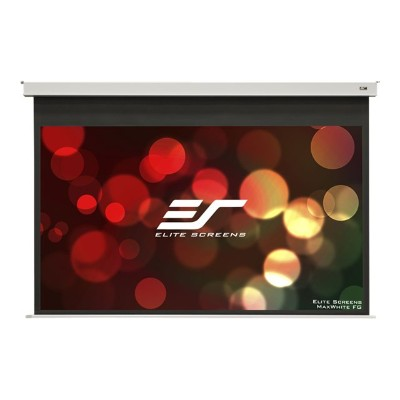 Elite Screens EB100HW2-E12 Evanesce B Series EB100HW2-E12 - Projection screen - ceiling mountable  in-ceiling mountable - motorized - 100 in (100 in) - 16:9 - M