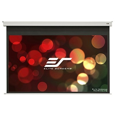 Elite Screens EB110HW2-E12 Evanesce B Series Projector Screen - 16:9 - 110 Diagonal (96.0W x 54.0H) - 12 Top Black Masking
