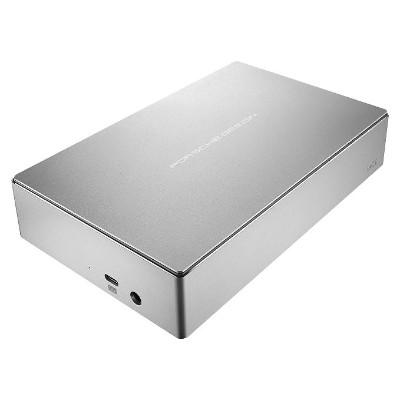 Seagate STFE8000100 8TB Porsche Design USB-C Desktop Hard Drive