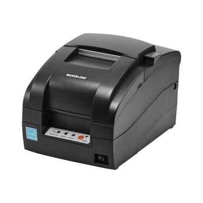 BIXOLON-Samsung mini printers SRP-275IIICOESG SRP-275III - Receipt printer - two-color (monochrome) - dot-matrix - Roll (3.25 in) - 80 x 144 dpi - 9 pin - up to