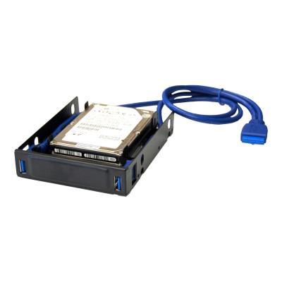 Bytecc U3-225 U3-225 - Storage bay adapter - 3.5 to 2 x 2.5
