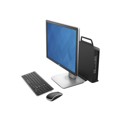 Dell BHD-MFF-D7 OptiPlex Micro All in One Mount - Desktop to monitor mounting kit - for OptiPlex 3040  7040
