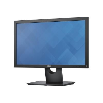 Dell E1916HV E1916HV - LED monitor - 19 (18.51 viewable) - 1366 x 768 - TN - 200 cd/m² - 600:1 - 5 ms - VGA - black