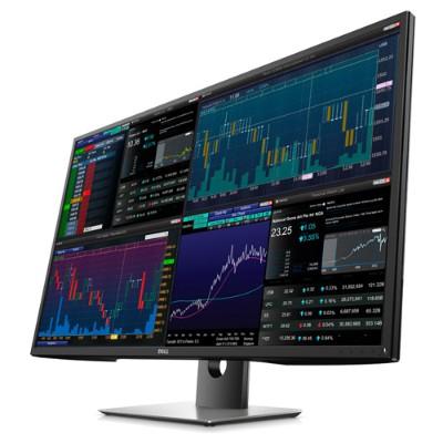 Dell P4317Q P4317Q - LED monitor - 43 (42.51 viewable) - 3840 x 2160 4K - IPS - 350 cd/m² - 1000:1 - 8 ms - 2xHDMI(MHL)  VGA  DisplayPort  Mini DisplayPort - sp