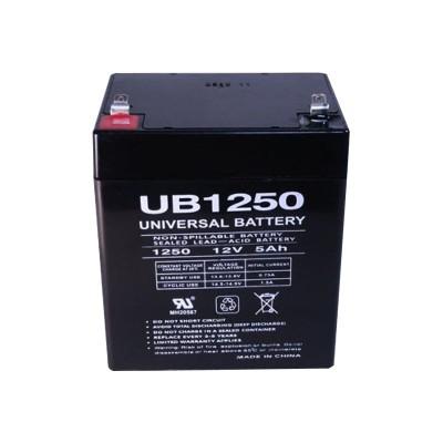eReplacements UB1250-F2-ER UPS battery lead acid 5 Ah