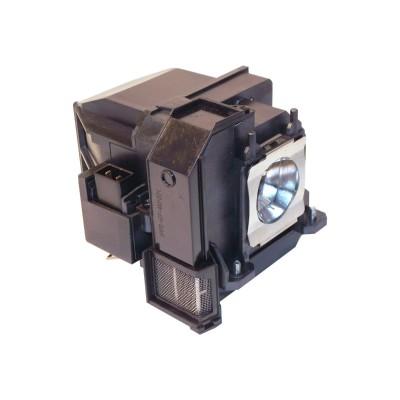eReplacements ELPLP80-ER ELPLP80-ER  V13H010L80-ER (Compatible Bulb) - Projector lamp - 2000 hour(s) - for Epson EB-1420  1430  585  595  BrightLink 5