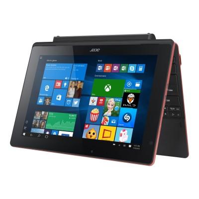 Acer NT.G0QAA.002 Aspire Switch 10 E SW3-013-19AZ - Tablet - with keyboard dock - Atom Z3735F / 1.33 GHz - Win 10 Home 32-bit - 2 GB RAM - 64 GB eMMC + 500 GB H