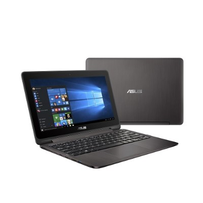 ASUS TP201SA-DB01T VivoBook Flip TP201SA-DB01T Intel Celeron N3060 Dual-Core 1.6GHz 2-in-1 Notebook PC - 4GB RAM  500GB HDD  11.6 Touchscreen  802.11ac  Bluetoo