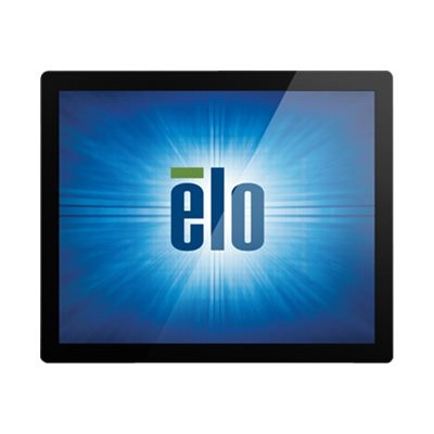 ELO Touch Solutions E178862 1991L - LED monitor - 19 - open frame - touchscreen - 1280 x 1024 - 250 cd/m² - 1000:1 - 14 ms - VGA  DisplayPort - black