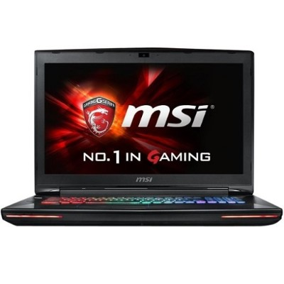 MSI GT72DOMG1227 GT72 Dominator G-1227 Intel Core i7-6820HK Quad-Core 2.70GHz Gaming Notebook - 16GB RAM 1TB HDD 17.3 Full HD Gigabit Ethernet 802.11ac Blu