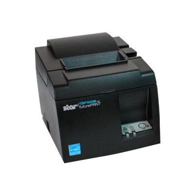Star Micronics 39464910 TSP 143IIILAN - Receipt printer - two-color (monochrome) - thermal paper - Roll (3.15 in) - 203 dpi - up to 590.6 inch/min - LAN - cutte