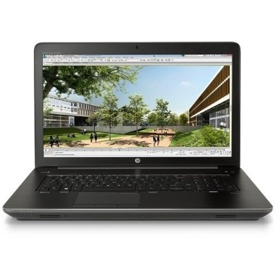 HP Inc. X9T88UT#ABA Smart Buy ZBook 17 G3 Intel Xeon Quad-Core E3-1575M v5 3.0GHz Mobile Workstation - 16GB RAM  512GB SSD  17.3 LED FHD UWVA  Gigabit Ethernet