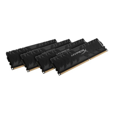 Kingston HX321C11PB3K4/32 32GB 2133MHz DDR3 CL11 DIMM (Kit of 4) XMP HyperX Predator