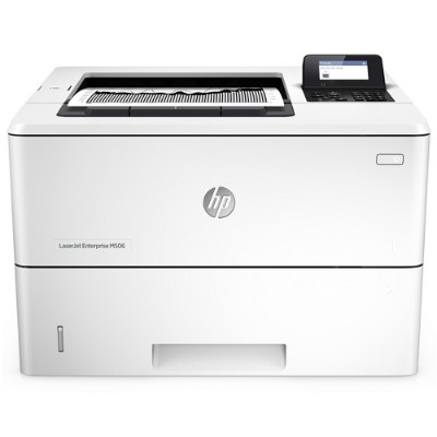 HP Inc. F2A66A#BGJ LaserJet Managed M506dnm - Printer - monochrome - Duplex - laser - A4/Legal - 1200 x 1200 dpi - up to 43 ppm - capacity: 650 sheets - USB 2.0