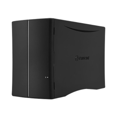 Transcend TS8TSJC210K 8TB StoreJet Cloud 210 Personal Network Attached Storage