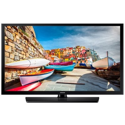 Samsung Electronics HG50NE470SFXZA HG50NE470SF - 50 Class - HE470 series LED display - with TV tuner - hotel / hospitality - 1080p (Full HD) - black